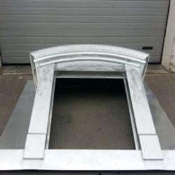 metaloplastyka na dachu