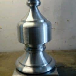 metaloplastyka iglica
