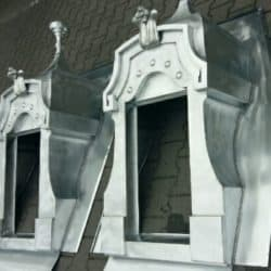 metaloplastyka lukarny dachowe