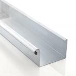kwadratowa rynna aluminiowa