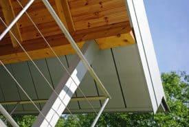 Panele dachowe – Na Rąbek Stojący