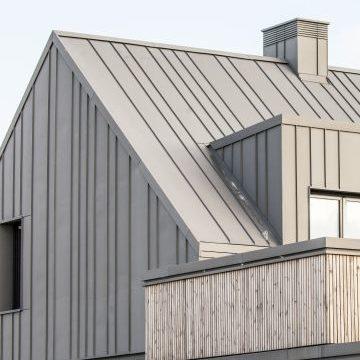 pokrycia dachowe rynny okrągłe