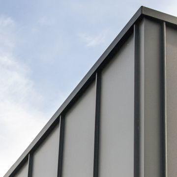 pokrycia dachowe rynny kwadratowe