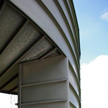 pokrycia dachowe rynny leżące