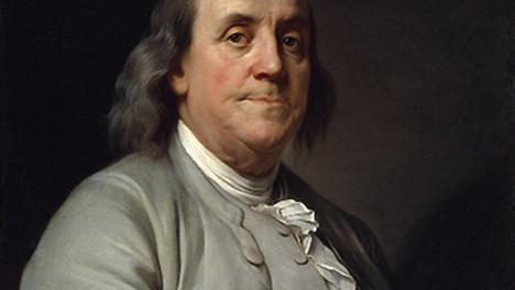 piorunochron wynalazca - Benjamin Franklin