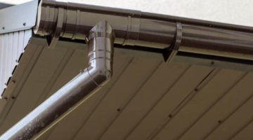 jakie rynny na dachu do domu