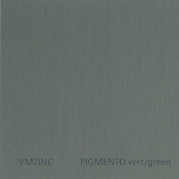 VMZinc Pigmento Green